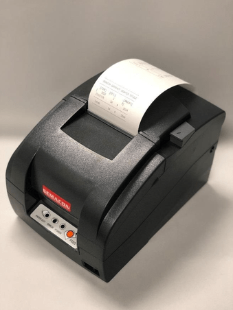 Coin And Currency Counters - Semacon IP-2076 Impact Printer For S-2200 & S-2500 Currency Discriminators