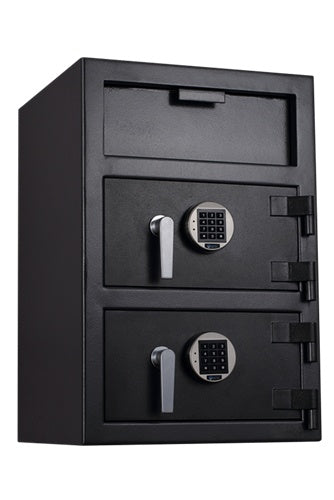 Double Door Depository Safe - Protex FDD-3020 II Double Door Depository Safe