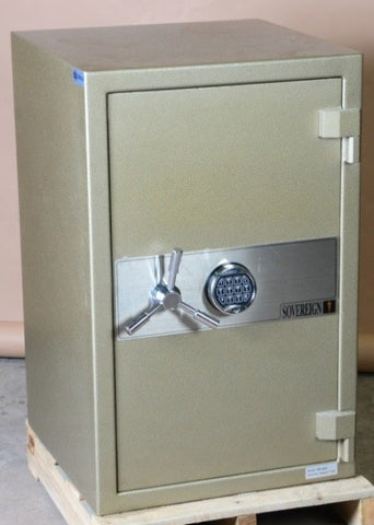 Sovereign Edward VII – Model E34 Fireproof Safe