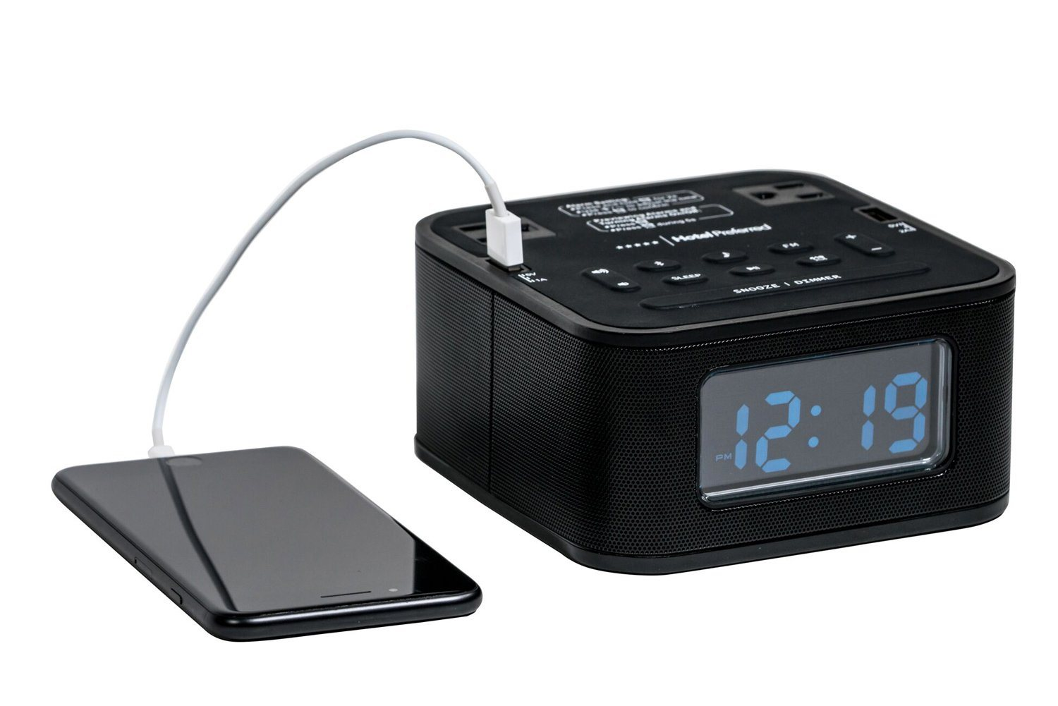 Electronics & Appliances - HPCLKR01 Alarm Clock