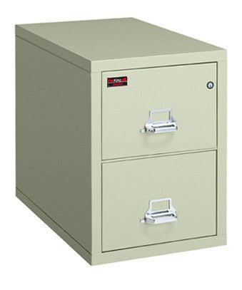 FireKing 2-1929-2 Two-Hour Vertical Fire File Cabinet