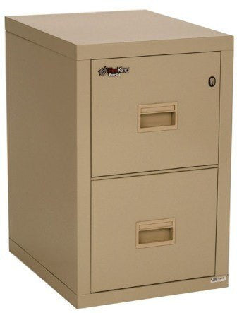 FireKing 2R1822-C Turtle Fire File Cabinet