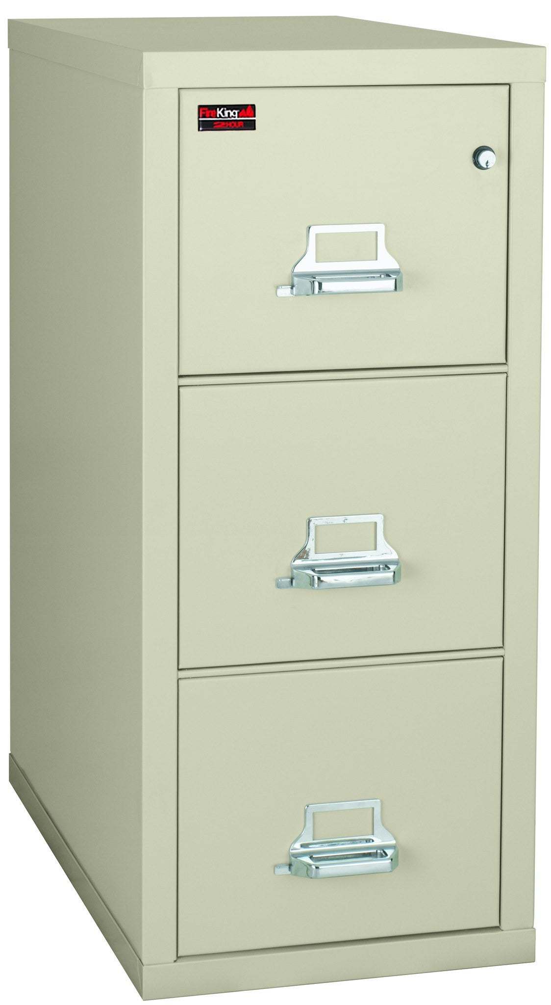FireKing 3-1943-2 Two-Hour Vertical Fire File Cabinet