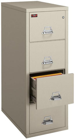 FireKing 4-1956-2 Two-Hour Vertical Fire File Cabinet