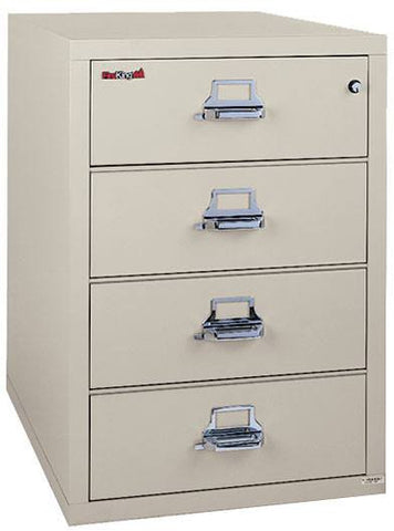 FireKing 4-2536-C Fire Card & Note Filing System