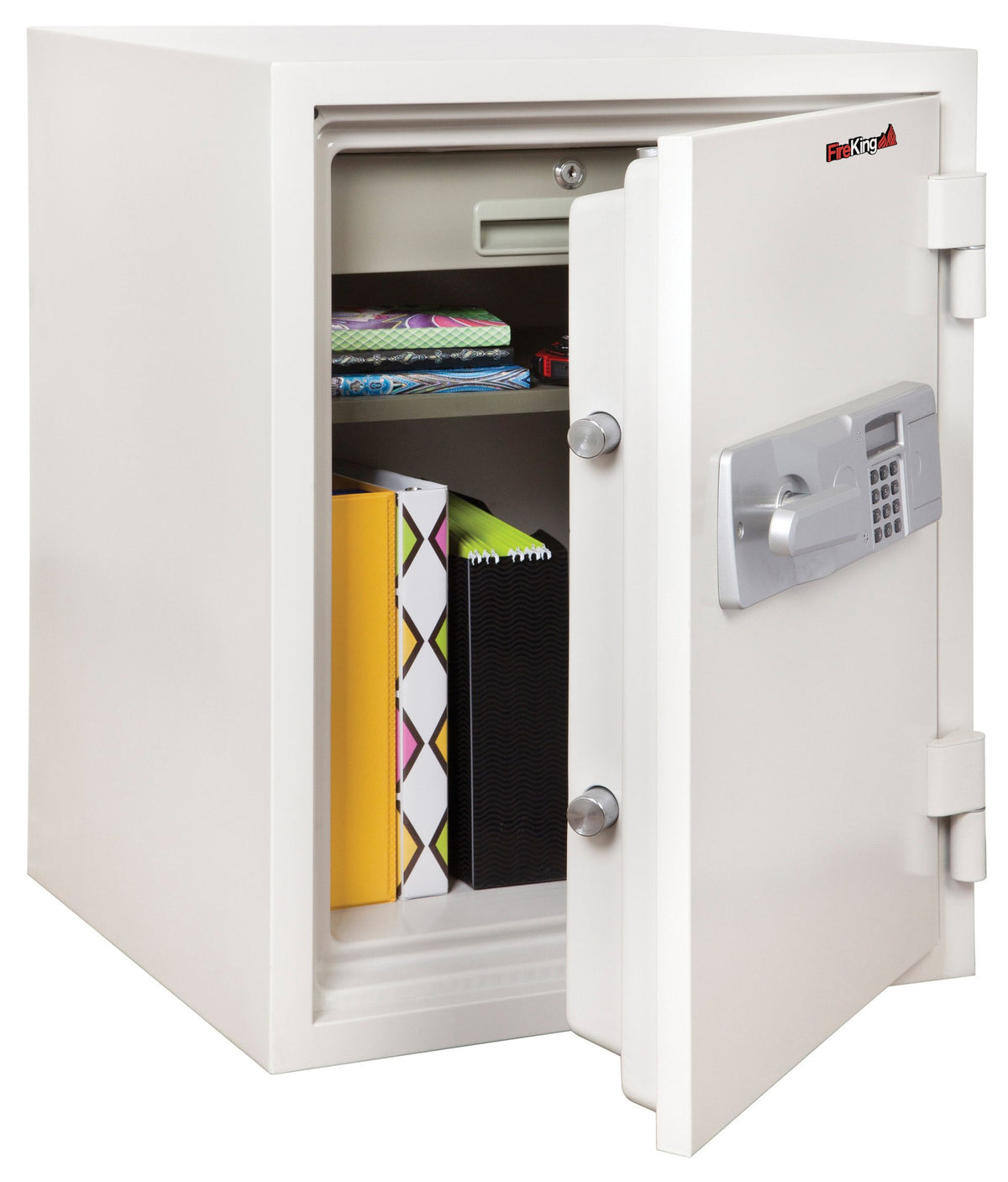 FireKing KF2115-2WHE 90 Minute Fire Safe