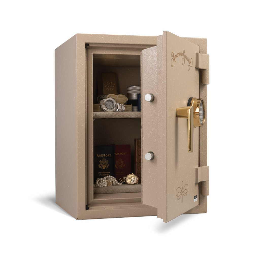 Fireproof Safes & Waterproof Chests - AMSEC UL1812 UL Two Hour Fire & Impact Safe