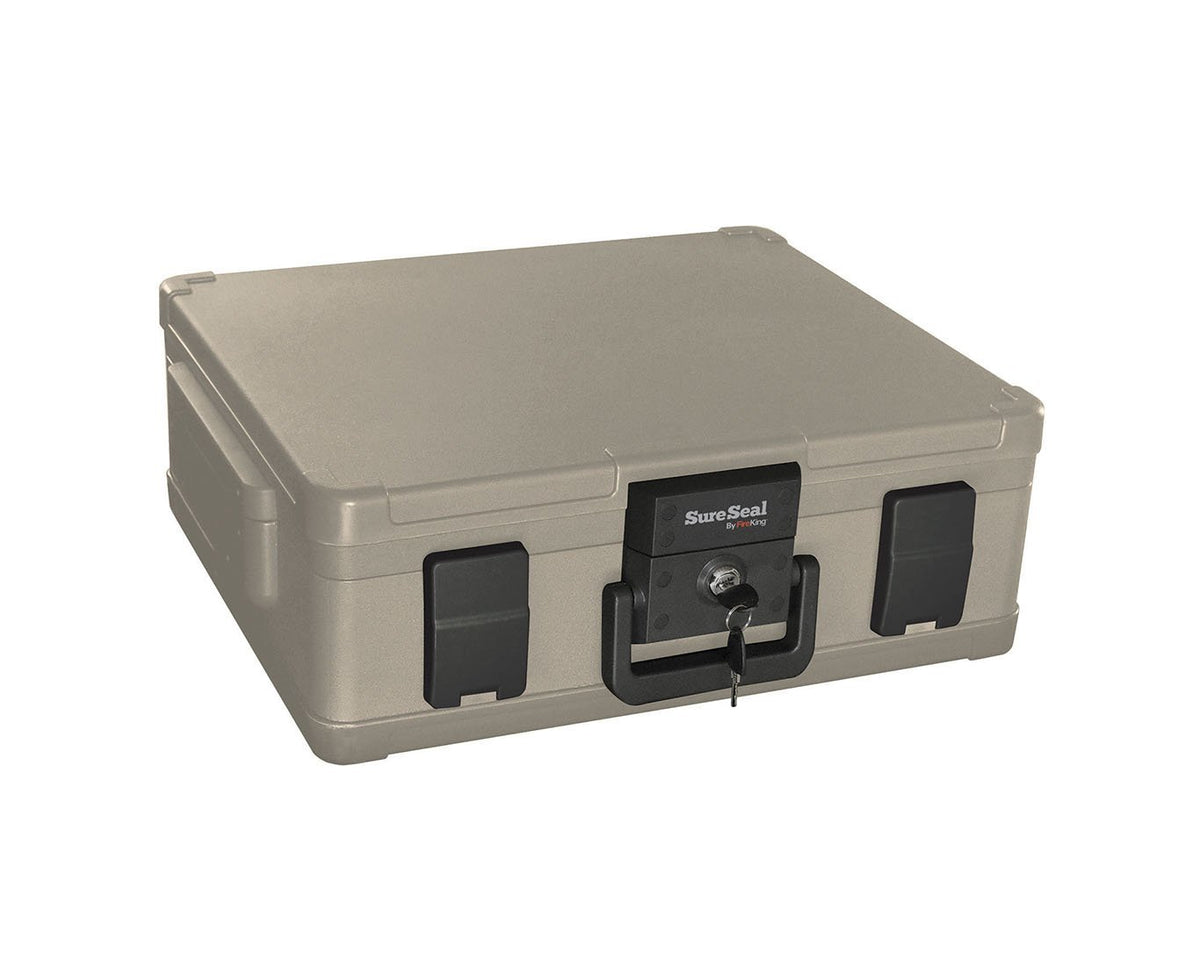 Fireproof Safes & Waterproof Chests - FireKing SS104 SureSeal 1 Hour Fire Case
