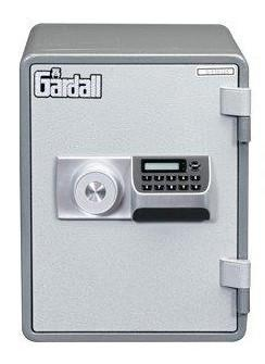 Fireproof Safes & Waterproof Chests - Gardall MS119-G-E One Hour Microwave Fire Safe