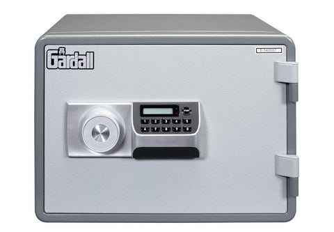 Fireproof Safes & Waterproof Chests - Gardall MS814-G-E Economical One Hour Record Safe
