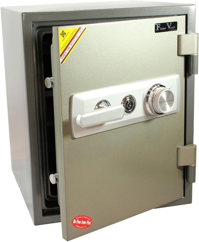 Fireproof Safes & Waterproof Chests - Hayman FV-261C FlameVault Two Hour Fire Safe