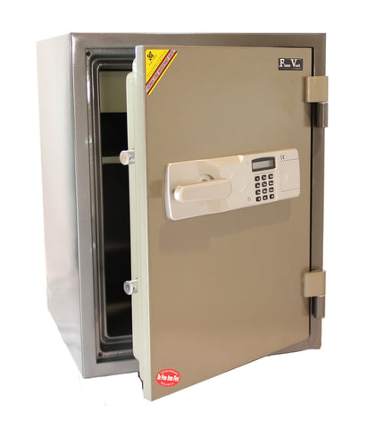 Fireproof Safes & Waterproof Chests - Hayman FV-275C FlameVault Two Hour Fire Safe