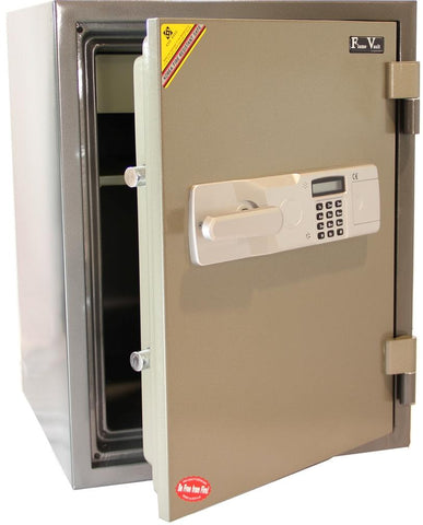 Fireproof Safes & Waterproof Chests - Hayman FV-288E FlameVault Two Hour Fire Safe