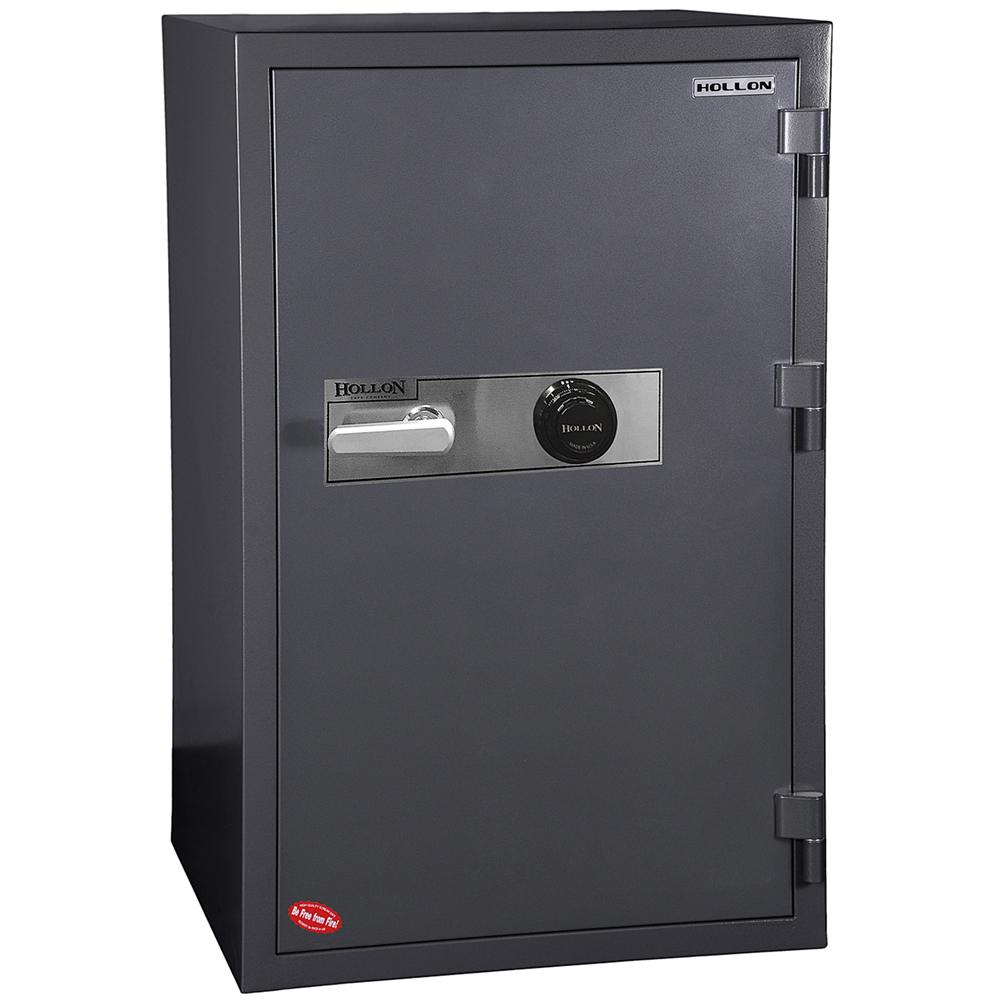 Fireproof Safes & Waterproof Chests - Hollon HS-1200C 2 Hour Office Safe With Combination Lock