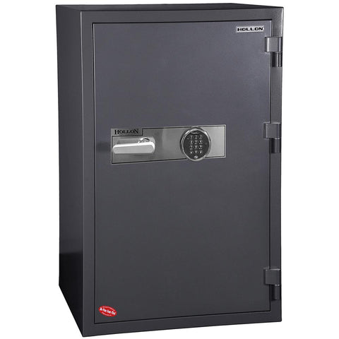 Fireproof Safes & Waterproof Chests - Hollon HS-1200E 2 Hour Office Safe With Electronic Lock