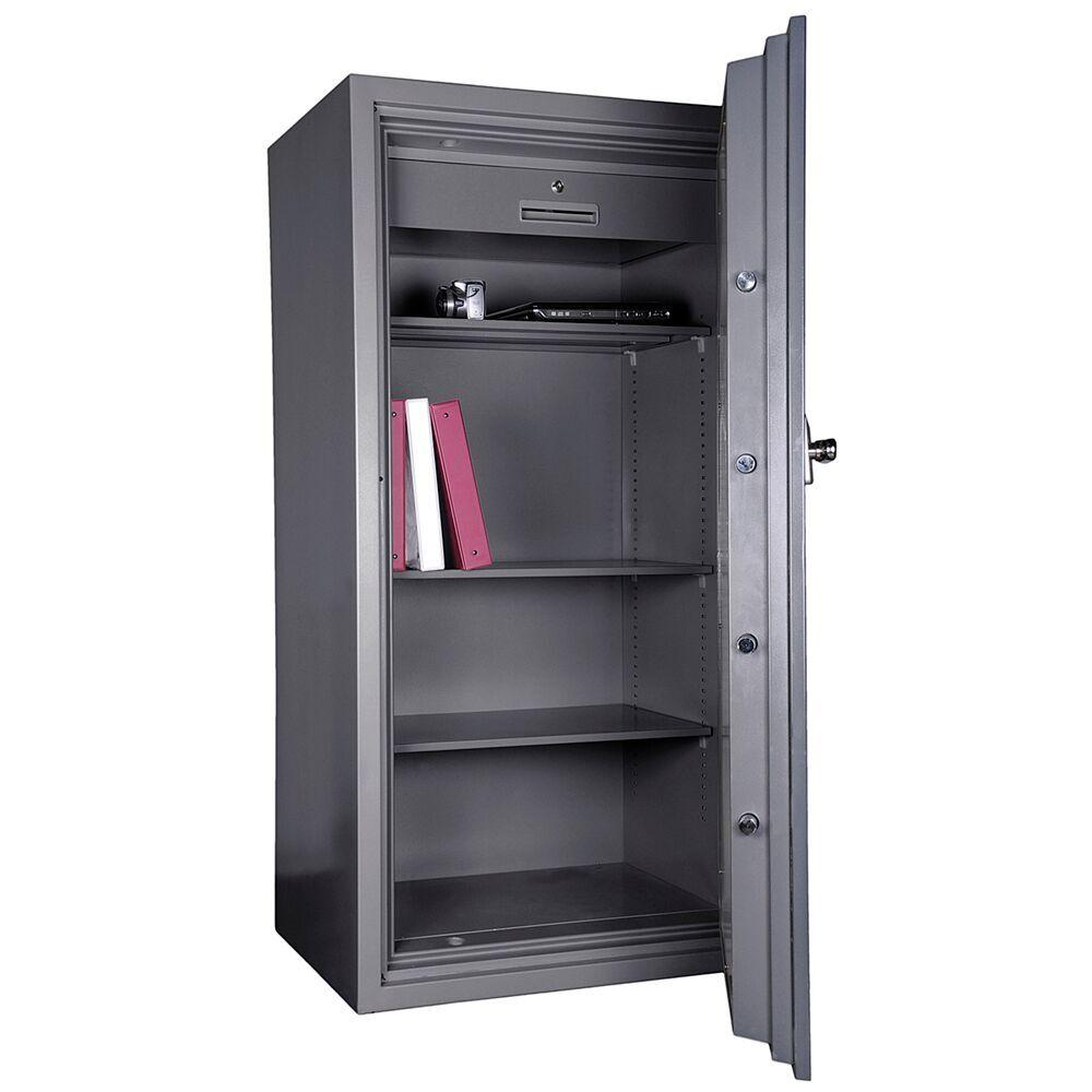 Fireproof Safes & Waterproof Chests - Hollon HS-1600C 2 Hour Office Safe With Combination Lock