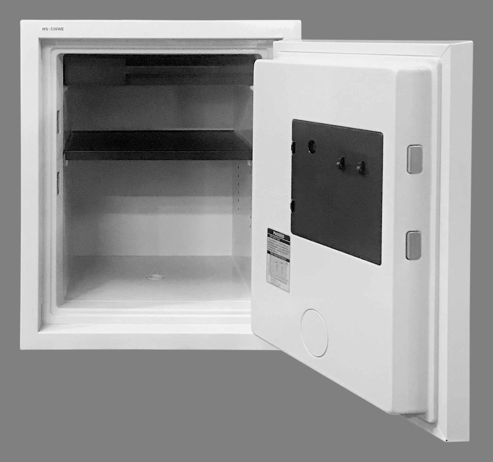 Fireproof Safes & Waterproof Chests - Hollon HS-530WD 2 Hour Home Safe With Mechanical Lock