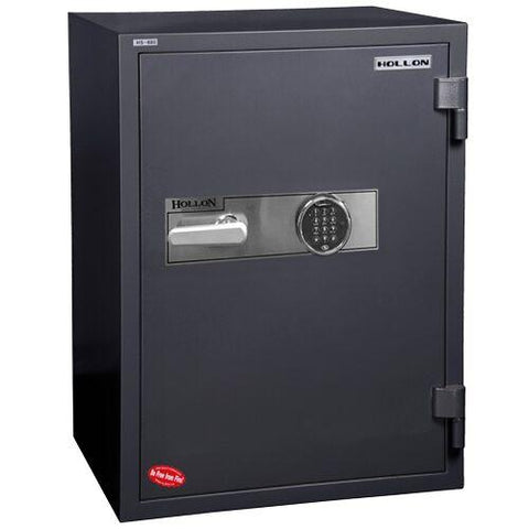 Fireproof Safes & Waterproof Chests - Hollon HS-880E 2 Hour Office Safe