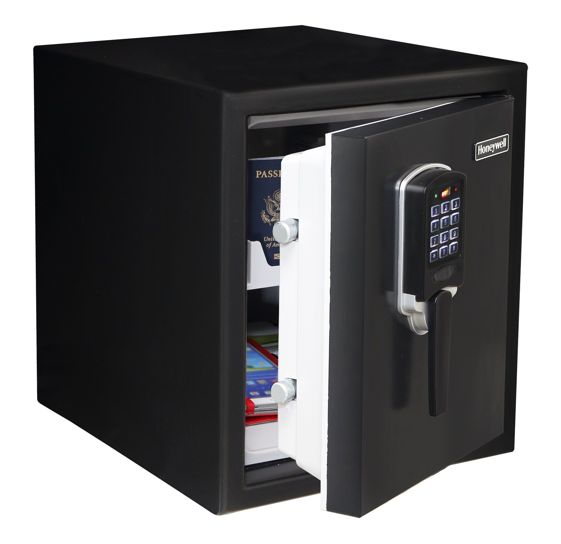 Fireproof Safes & Waterproof Chests - Honeywell 2605 Waterproof 2 Hour Fire Safe