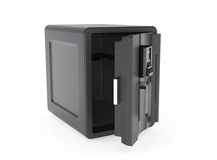 Fireproof Safes & Waterproof Chests - Honeywell 2901 Waterproof & Fireproof Safe