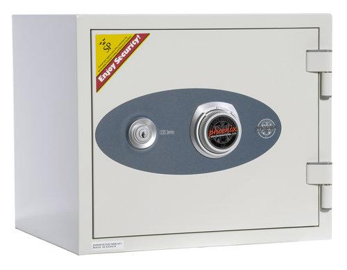 Fireproof Safes & Waterproof Chests - Phoenix 1221 Olympian 1-Hour Dual Control Fireproof Safe