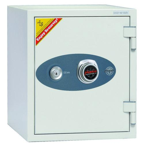 Fireproof Safes & Waterproof Chests - Phoenix 1222 Olympian 1-Hour Dual Control Fireproof Safe