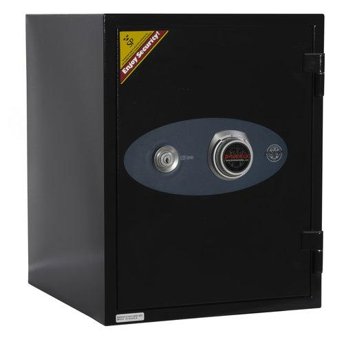 Fireproof Safes & Waterproof Chests - Phoenix 1223 Olympian 1-Hour Dual Control Fireproof Safe