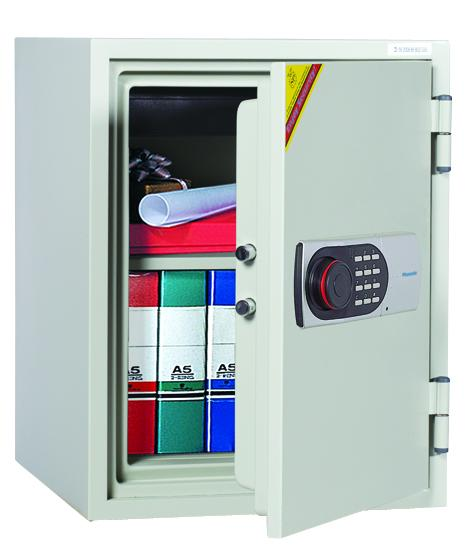 Fireproof Safes & Waterproof Chests - Phoenix 1233 Olympian 1-Hour Dual Control Fireproof Safe