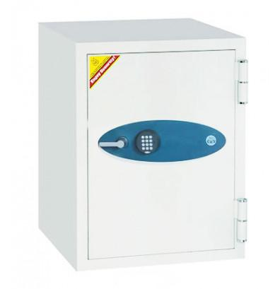Fireproof Safes & Waterproof Chests - Phoenix Fighter 502 Fire & Impact Resistant Record Safe
