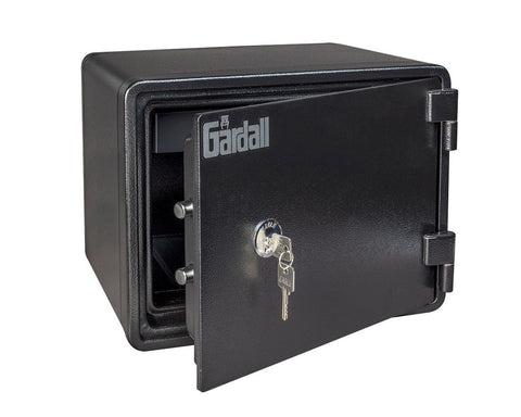 Fireproof Safes & Waterproof Chests - Special Edition - Gardall MS911-B-K One Hour Microwave Fire Safe With Key Lock (Black)