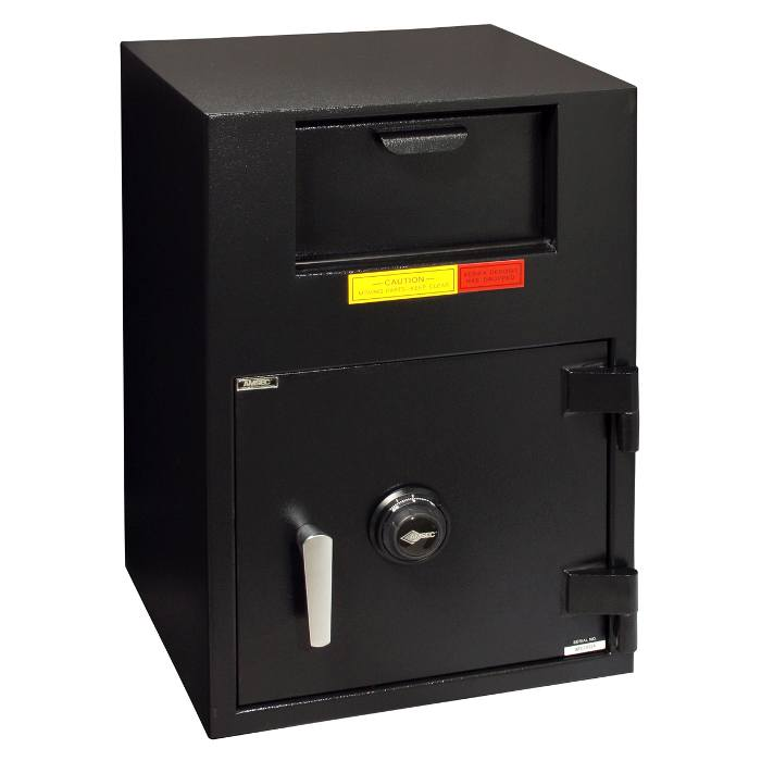 Front Loading Deposit Safes - AMSEC BWB3020FLNL Wide Body Deposit Safe No Locker