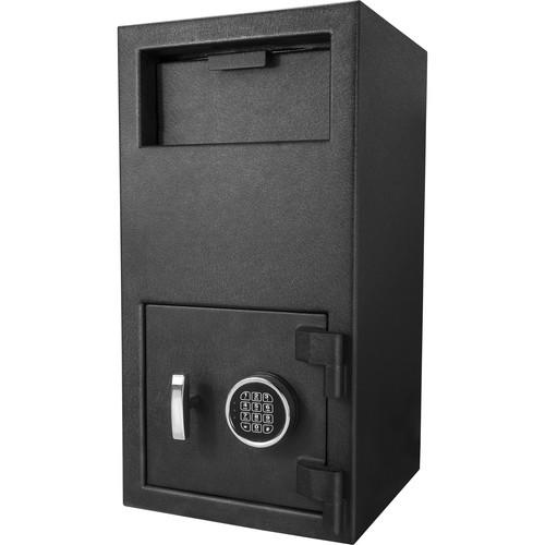 Front Loading Deposit Safes - Barska AX12590 Front Loading Depository Safe With Digital Lock (DX-300)