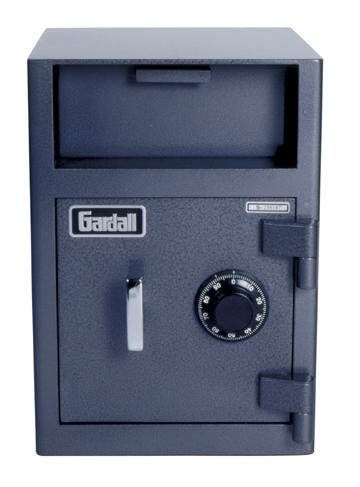 Front Loading Deposit Safes - Gardall DS2014-G-C Front Load Depository Safe (While Supplies Last)