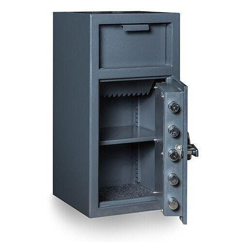 Front Loading Deposit Safes - Hollon FD-2714C Depository Safe