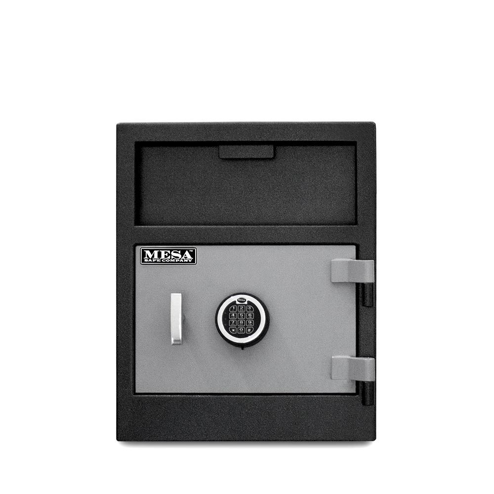 Front Loading Deposit Safes - Mesa MFL2118E Cash Management Depository Safe