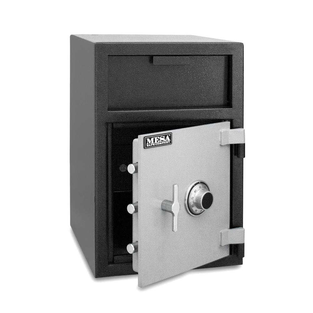 Front Loading Deposit Safes - Mesa MFL25CILK Cash Management Depository Safe