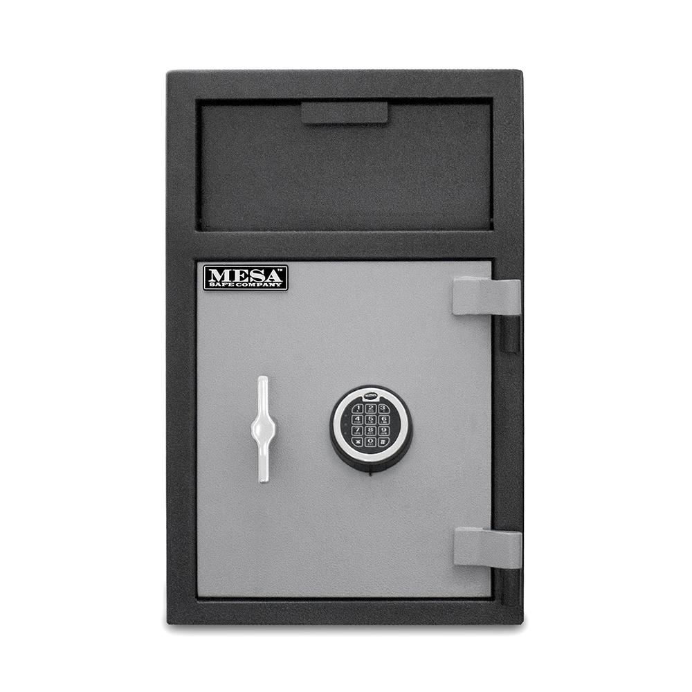 Front Loading Deposit Safes - Mesa MFL25EILK Cash Management Depository Safe