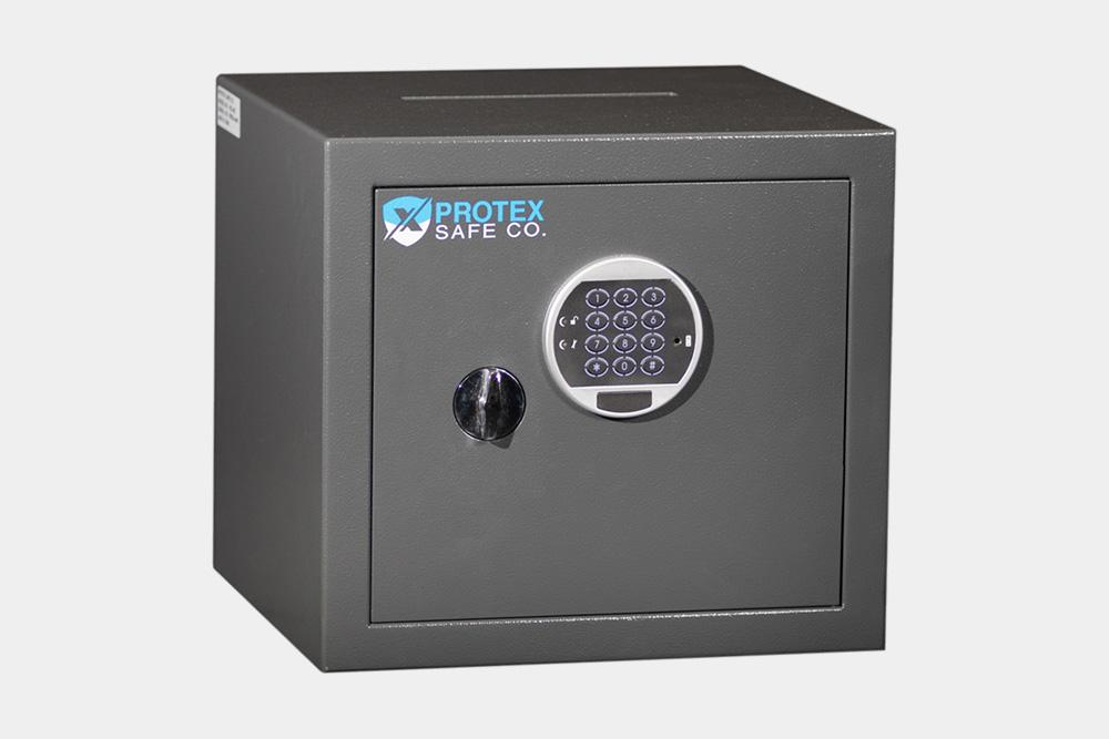 Front Loading Deposit Safes - Protex HD-34C Drop Safe
