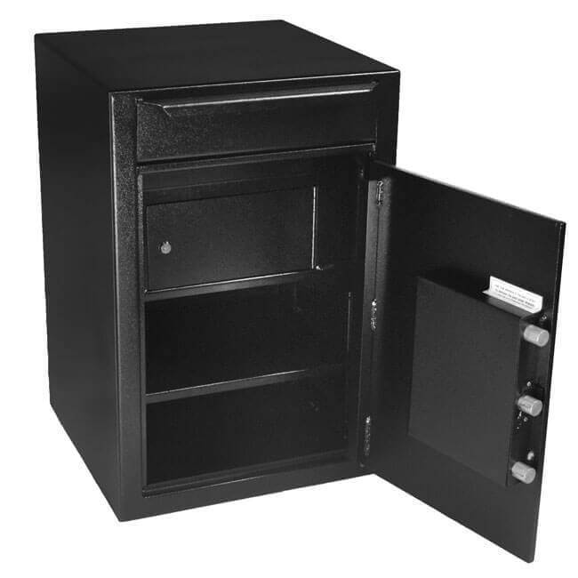 Stealth DS3020FL7 Heavy Duty Drop Safe with Internal Compartment