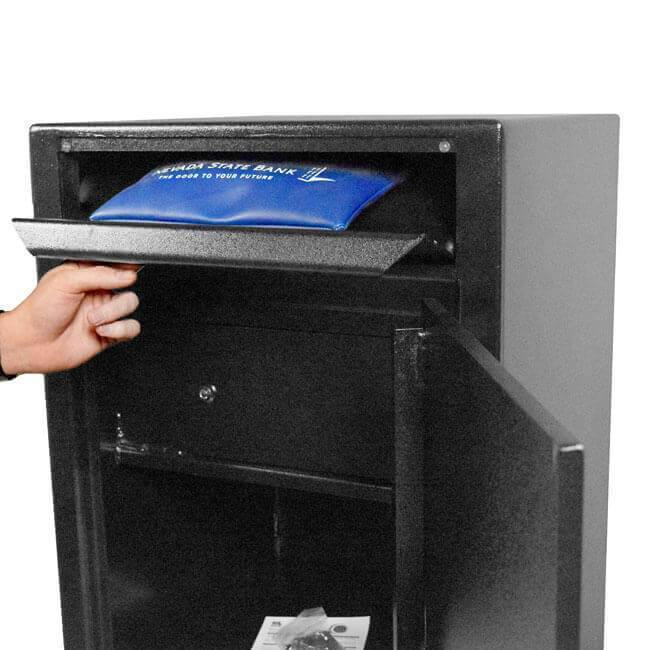 Stealth DS5020FL Extra Tall Heavy Duty Depository Safe