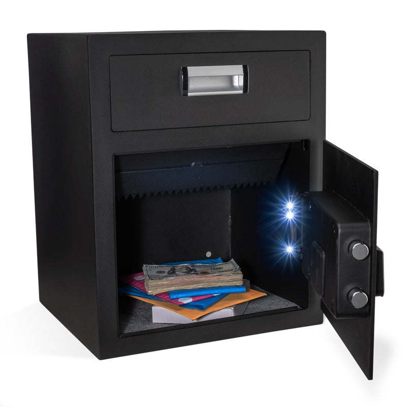 Viking VS-48DS Large Depository Safe with Keypad Lock