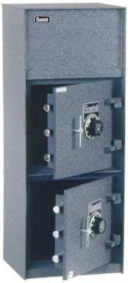 Gardall BL1337KK Back Loading Depository Safe