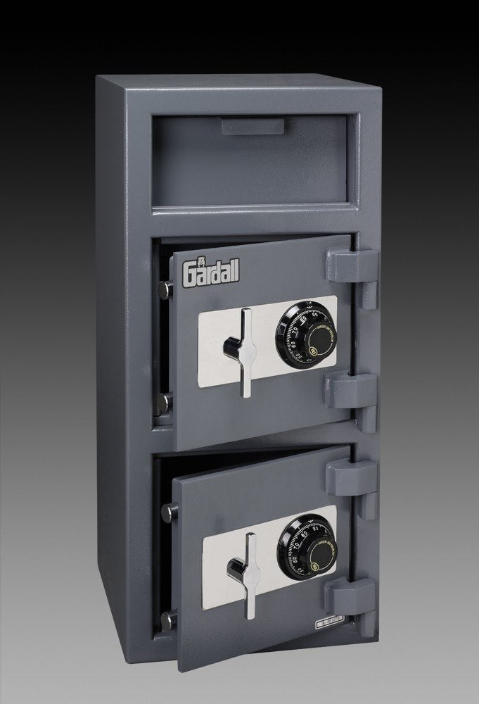 Gardall LCF3214 Double Door Depository Safe