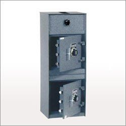 Gardall RC1237KK Rotary Double Door Deposit Safe