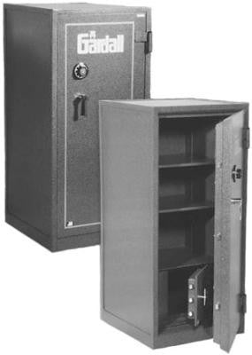 Gardall Z-4220 Combination Security Fire & Burglary Chest