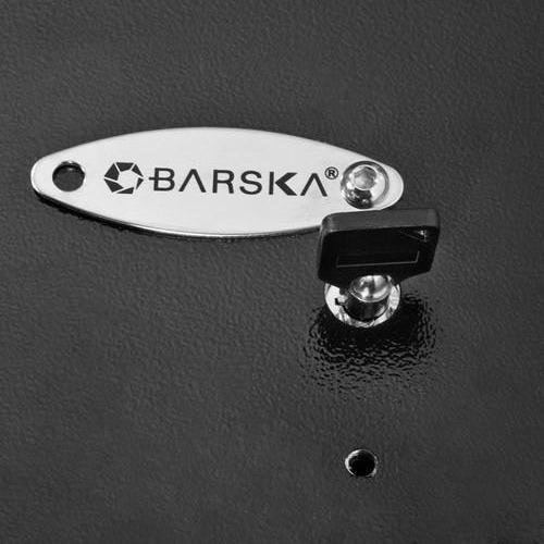 Gun Cabinets & Rifle Cases - Barska AX13328 7.87 Cubic Ft Digital Keypad Rifle Safe