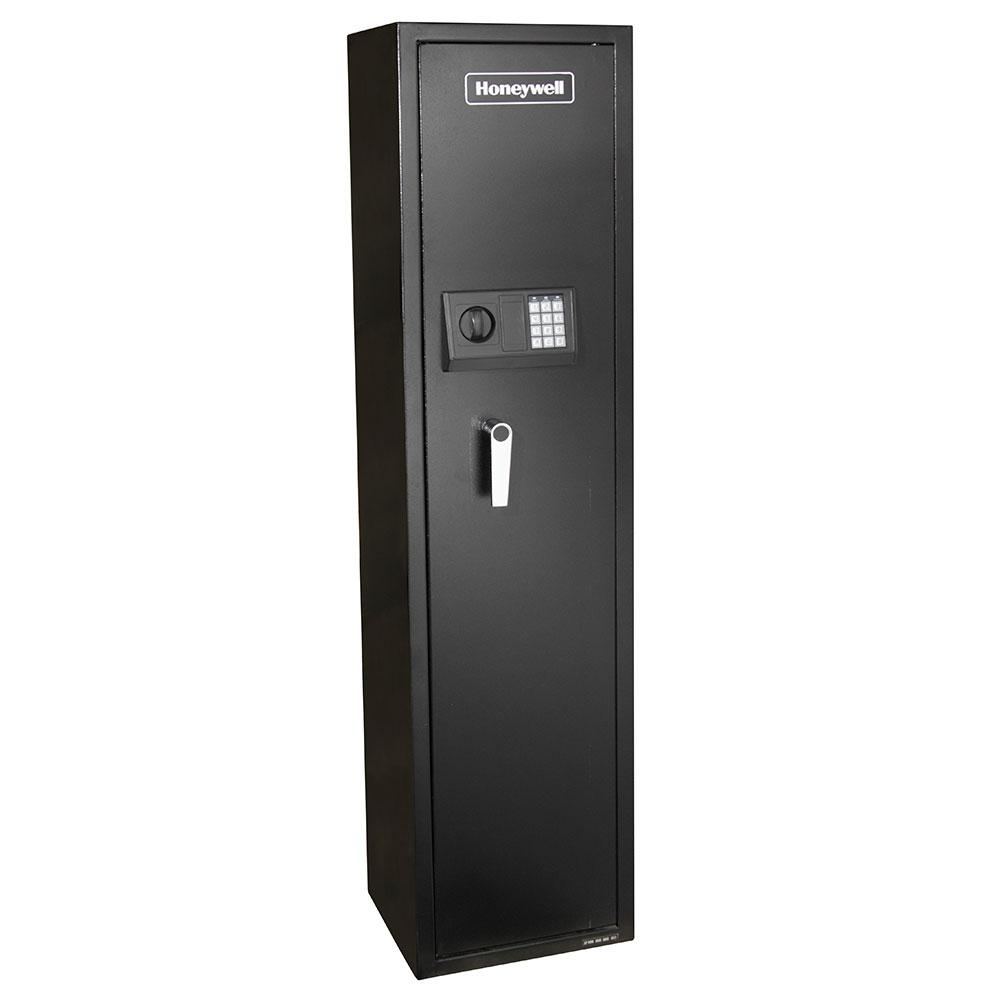 Gun Cabinets & Rifle Cases - Honeywell 3511 Executive 8 Gun Safe With Digital Lock