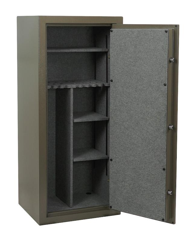 Gun Cabinets & Rifle Cases - Sports Afield SA5524J Journey Series Gun Cabinet