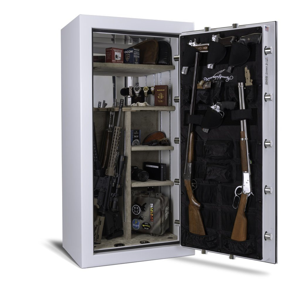 Gun Safes & Rifle Safe Products - ALL NEW - AMSEC BFX6032 Gun & Rifle Safe - 2020 Model