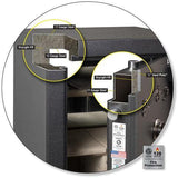 Gun Safes & Rifle Safe Products - AMSEC BF6032 Gun & Rifle Safe - 2019 Model
